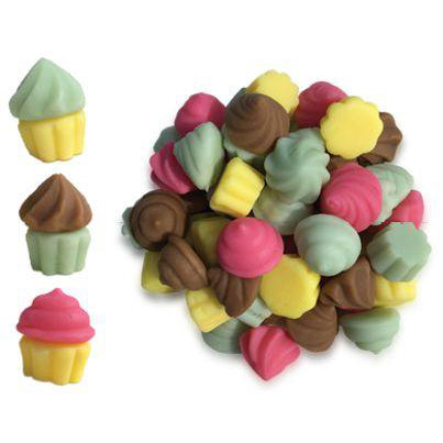 BULK CANDY, MAKE YOUR OWN CUPCAKES GUMMIES, from Miami Candies Sweets & Snacks