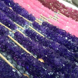 ROCK CANDY STICKS - PURPLE (BLUEBERRY)