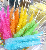 ROCK CANDY STICKS - ORANGE