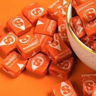 STARBURSTS - ORANGE