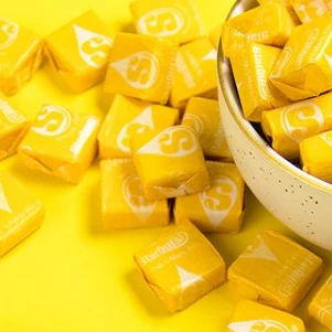 STARBURSTS - YELLOW LEMON