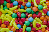 MINIATURE CANDIES - FRUIT MIX