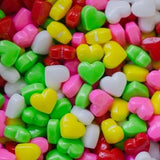 MINIATURE CANDIES - HAPPY HEARTS