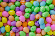MINIATURE CANDIES - SPECKLED EGGS