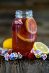 SALTWATER TAFFY - RASPBERRY LEMONADE
