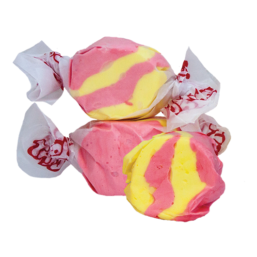 SALTWATER TAFFY - STRAWBERRY BANANA