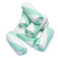 TEAL MARSHMALLOW PUFFY POLES