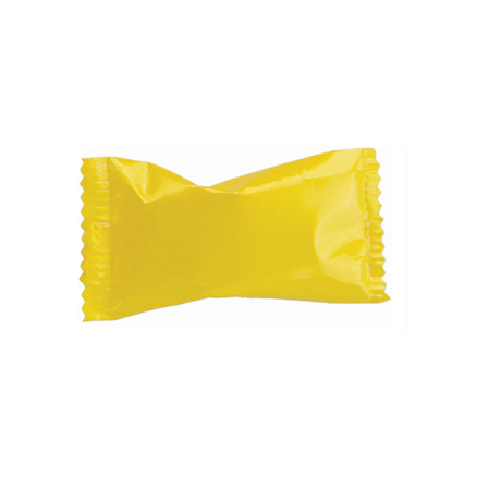 WRAPPED BUTTER MINTS - YELLOW
