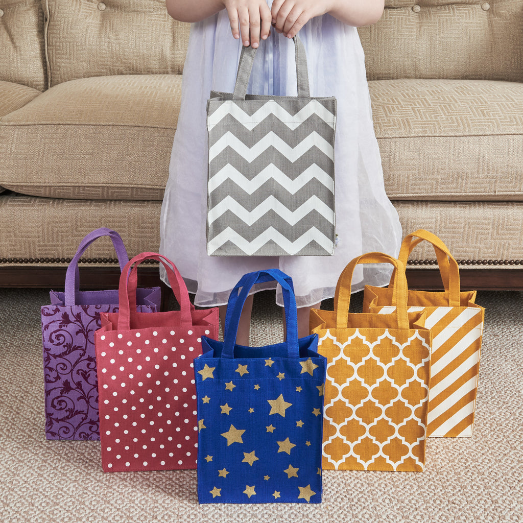 Fabric Reusable Gift Bags by Illumen