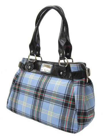 Melissa Handbag - Chantam - Beautifully designed Tartan and Harris Tweed handbags and accessories