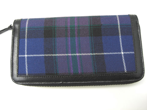 Pride of Scotland Tartan Purse - Chantam - Beautifully designed Tartan and Harris Tweed handbags and accessories