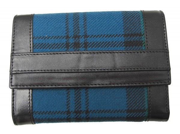 Tartan Purse 08 (code:Purse08-25X) - Chantam - Beautifully designed Tartan and Harris Tweed handbags and accessories