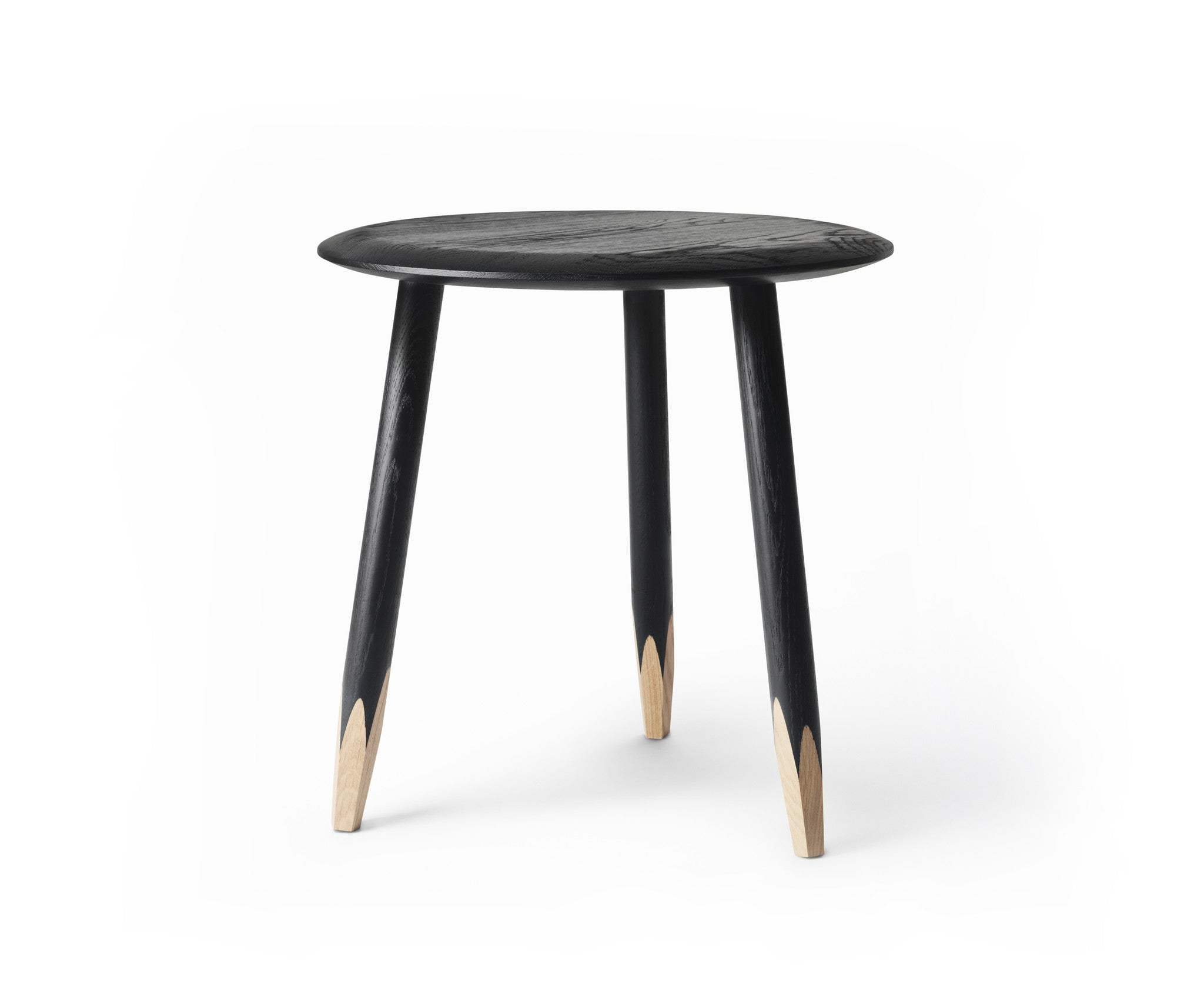 HOOF sidetable / Oak small
