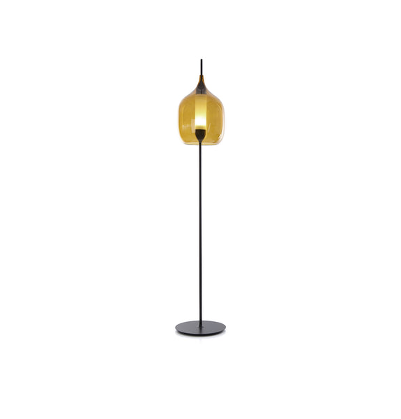 Vessel floor lamp