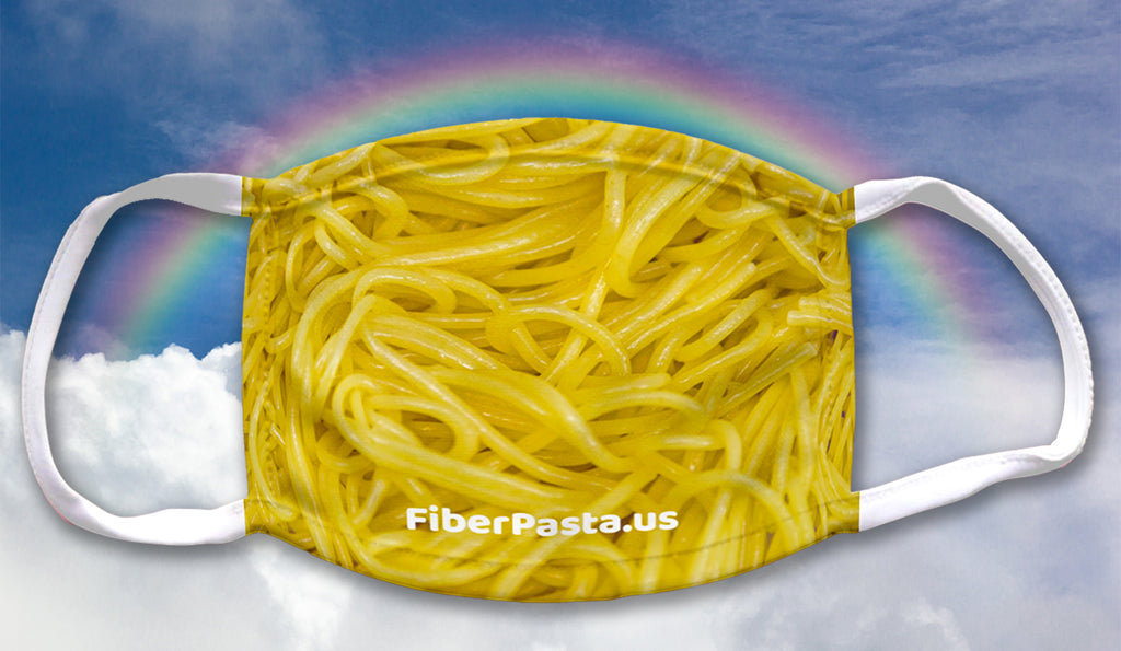 FiberPasta Facemask - Protect Yourself from Covid-19