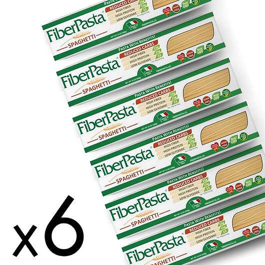 SPAGHETTI PASTA<br>6-Pack - 10 oz. each