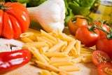 FiberPasta Penne Pasta low glycemic index, low carbs