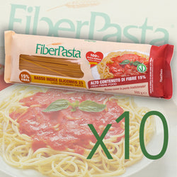 SPAGHETTI PASTA<br>10-Pack<br>1 lb. 2 oz. package