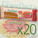 SPAGHETTI PASTA<br>20-Pack<br>1 lb. 2 oz. package