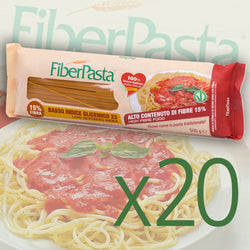 SPAGHETTI PASTA<br>20-Pack - 500 grams per pack