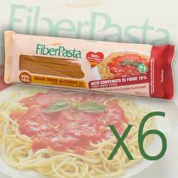 SPAGHETTI PASTA<br>6-Pack - 500 grams per pack