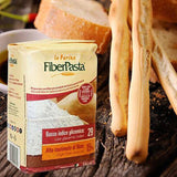 FiberPasta flour - low glycemic index, low carbs