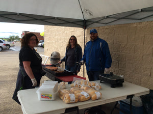 Stettler Steel Wheel Kick Off BBQ