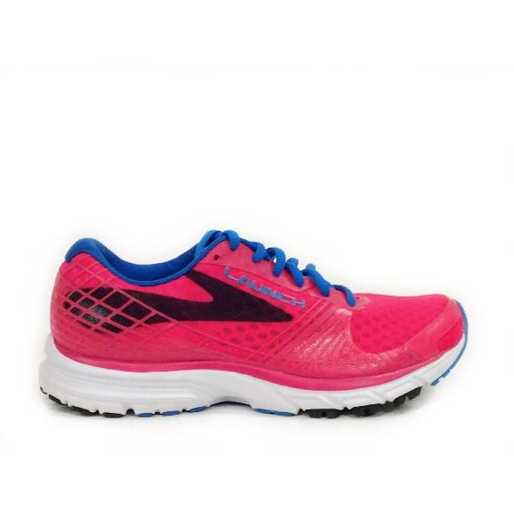 Brooks Launch 3 Womens Pink |Sneakers Plus