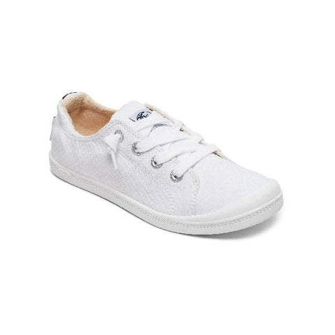 Roxy Bayshore III Womens Shoes White | Sneakers Plus