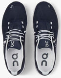 ON Cloud Mens Running Shoes Navy-White | Sneakers Plus
