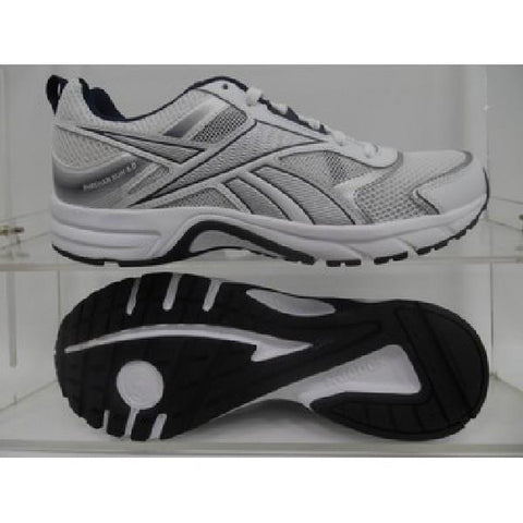 Reebok Rasko Run Mens Running Shoe White |Sneakers Plus
