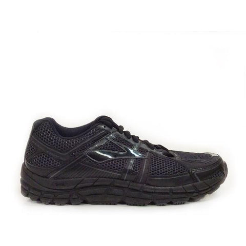 Brooks Addiction 12 Mens Black |Sneakers Plus