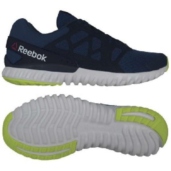Reebok Twistform Blaze 2.0 Mens Running Shoe Blue |Sneakers Plus