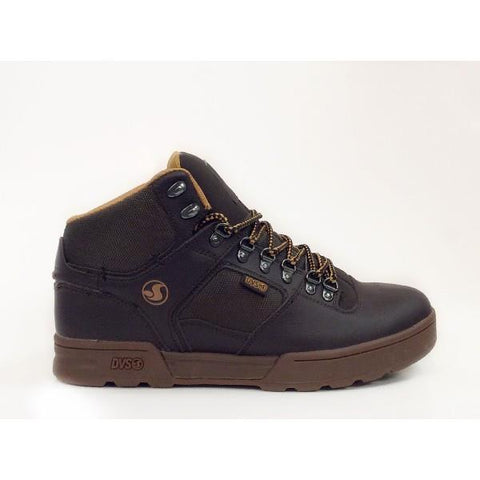 DVS Westridge Mens Brown Crazy Horse |Sneakers Plus