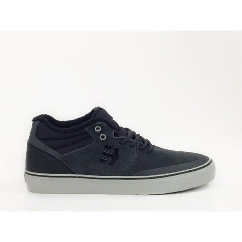 Etnies Marana Vulc MT Mens All Weather Shoe Grey/Black |Sneakers Plus