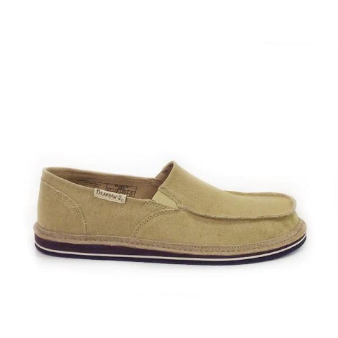 Bearpaw Brooks ll Mens Shoes Linen |Sneakers Plus