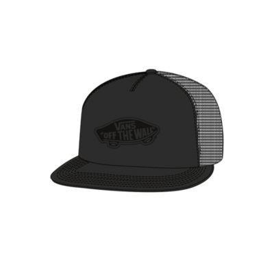 Vans Classic Patch Mens Hats Black |Sneakers Plus