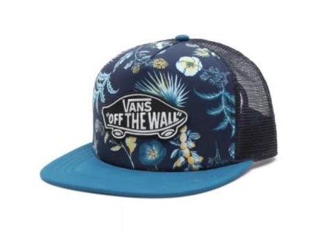 Vans Classic Patch Trucker Hat Mens Hats |Sneakers Plus
