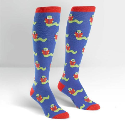 SITM Knee High Funky Womens Knee Socks |sneakersplus.ca