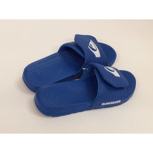 Quiksilver Shoreline Kids Slide Sandals Blue |Sneakers Plus