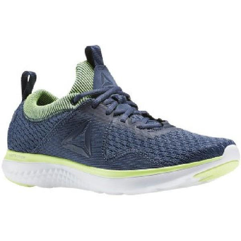 Reebok AstroRide Fire Mens Running Shoe Navy-Neon|Sneakers Plus