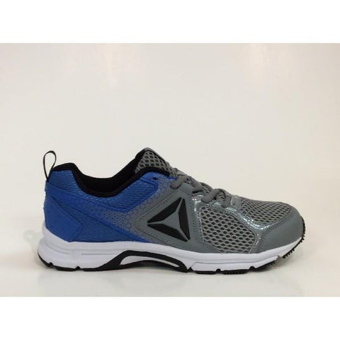 Reebok Runner Boys Running Shoes Grey-Blue |Sneakers Plus