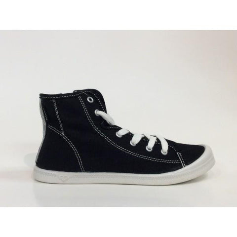 Roxy Rizzo ll Girls Casual High Top Black |Sneakers Plus