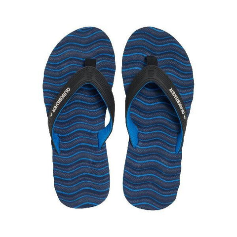 Quiksilver Massage Mens Sandals Blue-Wave | Sneakers Plus