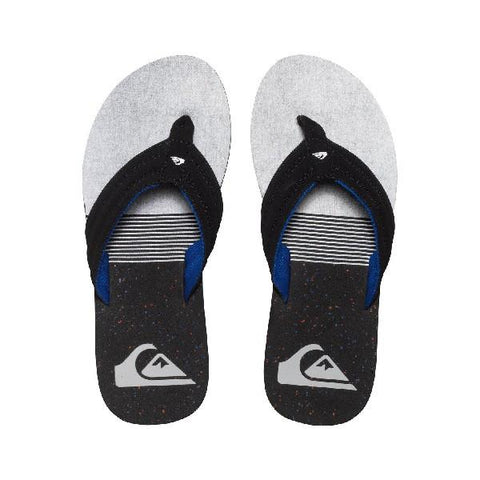 Quiksilver Basis Mens Sandals Silver-Blue | Sneakers Plus