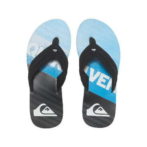 Quiksilver Basis Mens Sandals Blue-Blue | Sneakers Plus