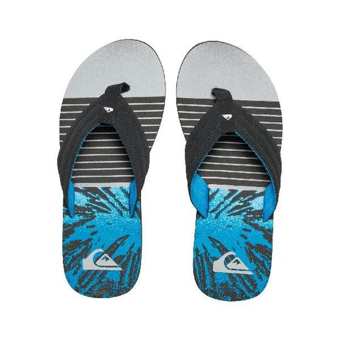 Quiksilver Basis Mens Sandals Blue-White | Sneakers Plus