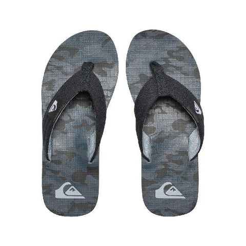 Quiksilver Molokai Layback Mens Sandals Black | Sneakers Plus