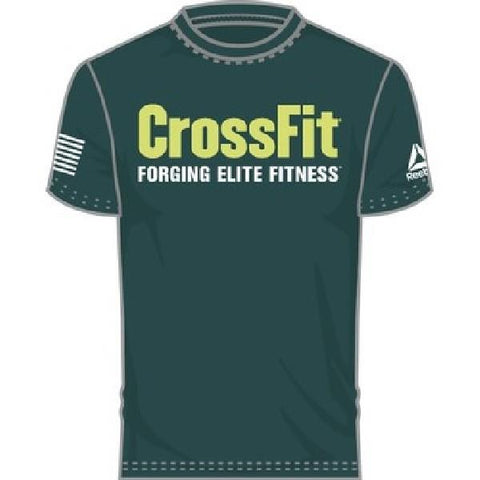 Reebok Crossfit Tee Mens Tshirt |Sneakers Plus