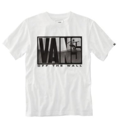 Vans Split Screen Tee Mens Tees |Sneakers Plus